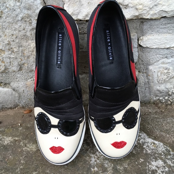 Alice + Olivia Shoes - Alice and Olivia Sneaker